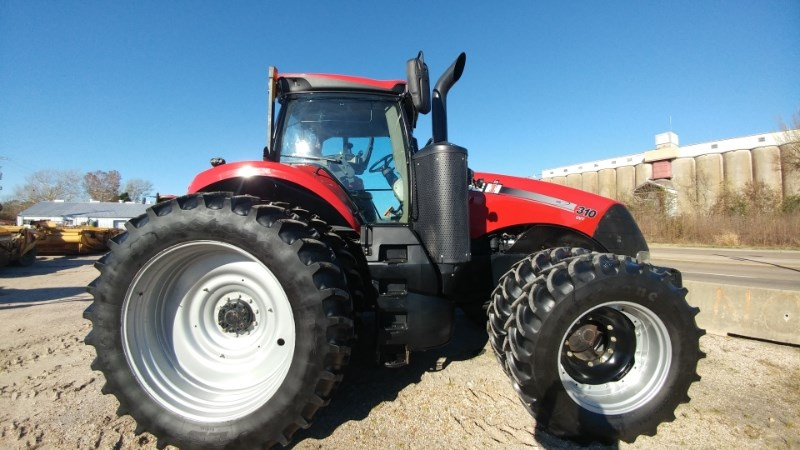 2017 Case IH MAGNUM 310 CVT Tractor For Sale