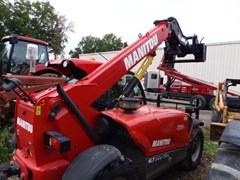 Telehandler For Sale 2015 Manitou MLT625