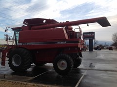 Combine For Sale 1997 Case IH 2166