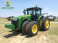 Tractor For Sale 2016 John Deere 8345R , 345 HP
