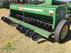 Grain Drill For Sale 1992 John Deere 450
