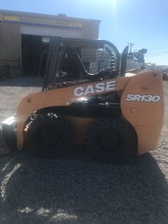 Skid Steer :  Case SR130