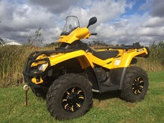ATV For Sale 2012 Can-Am 2012 OUTLANDER 650XT - YELLOW