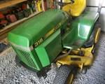 Riding Mower For Sale: 1991 John Deere 316, 16 HP