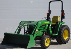 Tractor - Compact For Sale 2015 John Deere 3032E , 32 HP