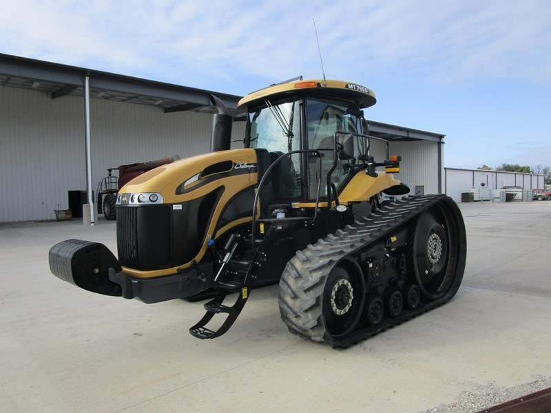 2013 Challenger MT765D Tractor For Sale