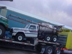 Sprayer-Self Propelled For Sale 1992 Dodge Cummins
