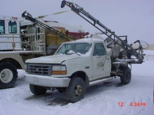 1993 Ford Diesel Sprayer Sprayer-Self Propelled For Sale