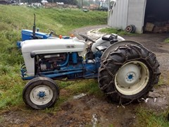 Tractor For Sale 1955 Ford 800 , 44 HP