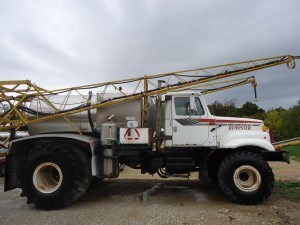 1991 International Dempster Sprayer Sprayer-Self Propelled For Sale