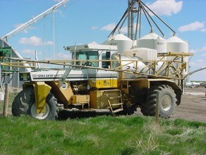 Terra-Gator  Sprayer-Self Propelled For Sale