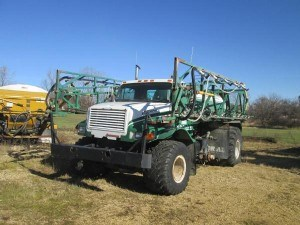 1991 International Loarl Sprayer-Self Propelled For Sale