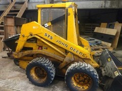 Skid Steer For Sale 1994 John Deere 575