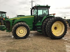 Tractor For Sale 2007 John Deere 8430 , 250 HP