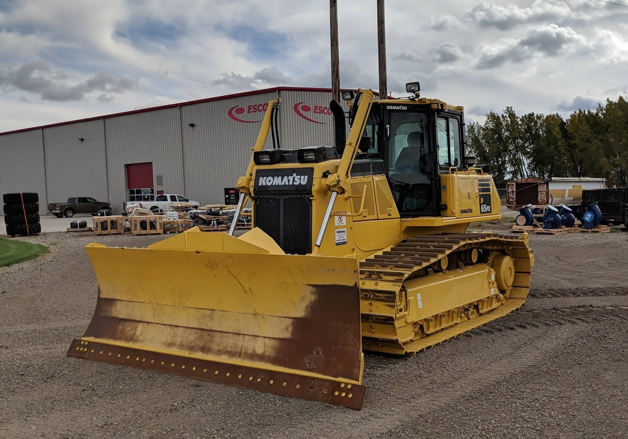 2018 Komatsu D65PX-18 Crawler Tractor For Sale