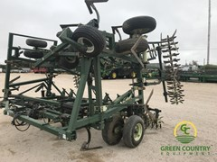 Field Cultivator For Sale 2002 Quinstar FM5-35