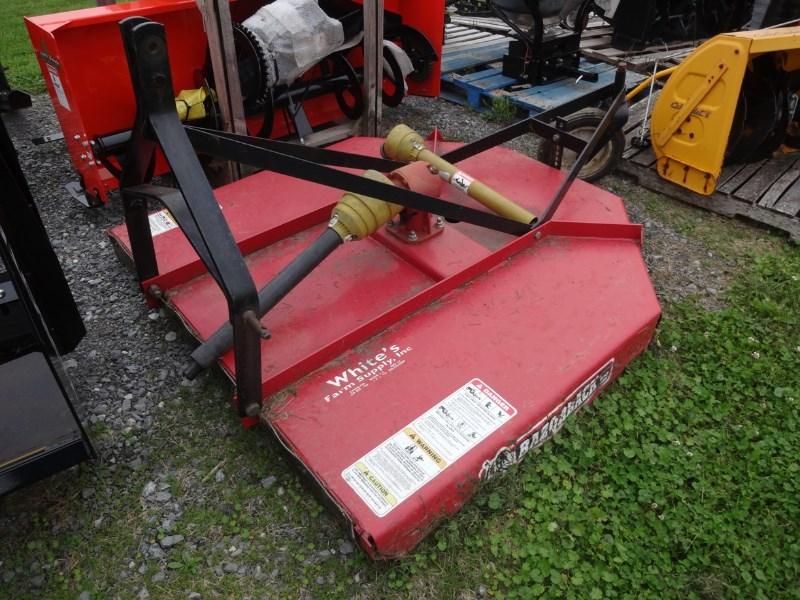 2005 Bush Hog RZ60R-1 Rotary Cutter For Sale