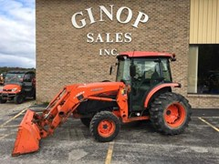 Tractor For Sale:  2012 Kubota L5740HSTC , 57 HP
