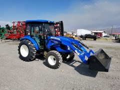 Tractor For Sale 2018 New Holland BOOMER 50 , 50 HP
