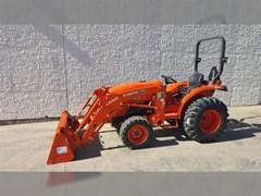 Tractor For Sale 2018 Kubota L3901HST , 39 HP