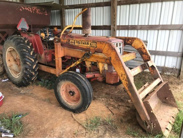 International 464 Tractor For Sale