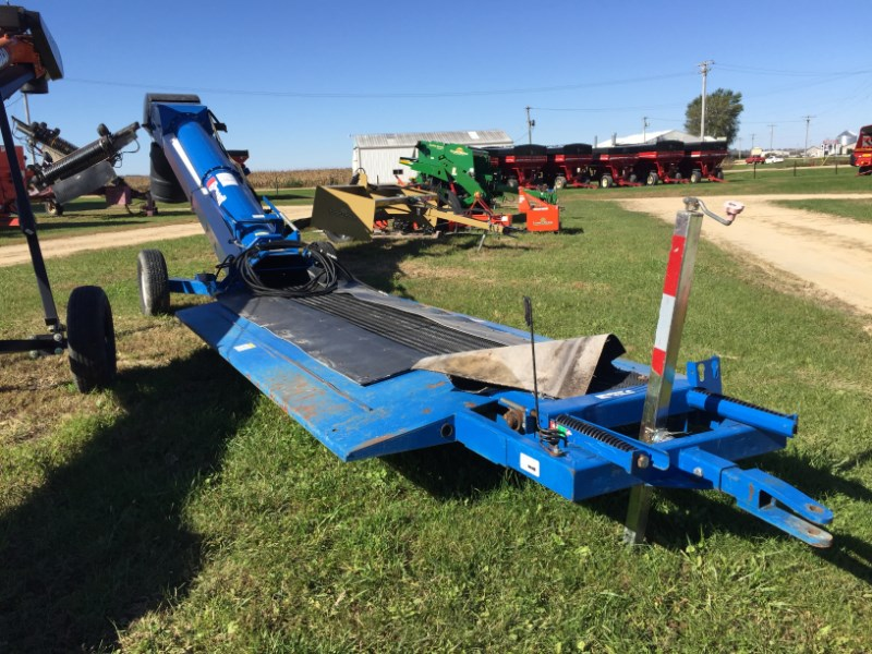 2008 Brandt Grain Deck Belt Conveyor For Sale » Kunau Implement, Iowa