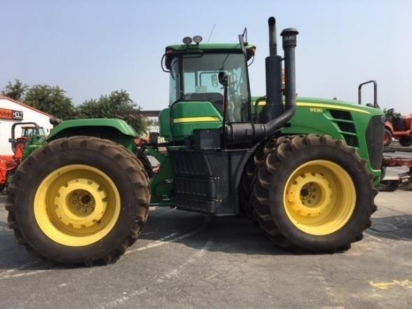 2011 John Deere 9330 Tractor For Sale