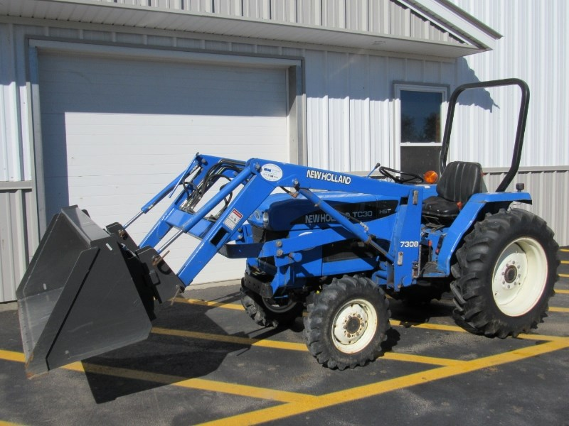 2002 New Holland TC30 Tractor For Sale