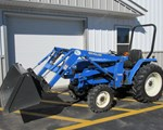 Tractor For Sale: 2002 New Holland TC30, 30 HP