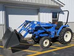 Tractor For Sale:  2002 New Holland TC30 , 30 HP