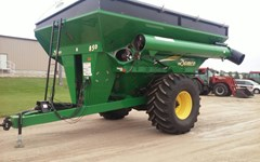 Grain Cart For Sale 2008 Demco 850