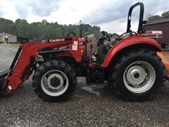 Tractor For Sale 2012 Case IH FARMALL 75 C EP , 75 HP