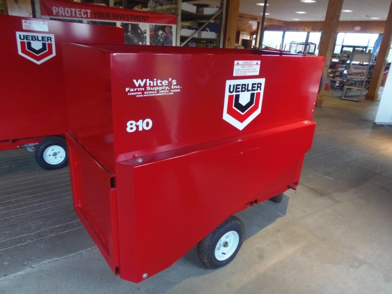 Misc UEBLER 810 Feed Cart For Sale