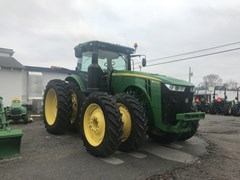 Tractor For Sale 2016 John Deere 8270R , 270 HP