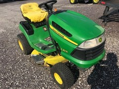 Riding Mower For Sale 2010 John Deere LA115 , 19 HP