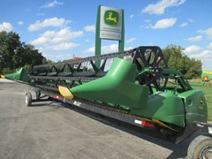 Header-Auger/Flex For Sale 2010 John Deere 625F