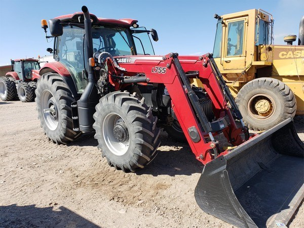 2016 Case IH MAXXUM 125 MC Tractor For Sale