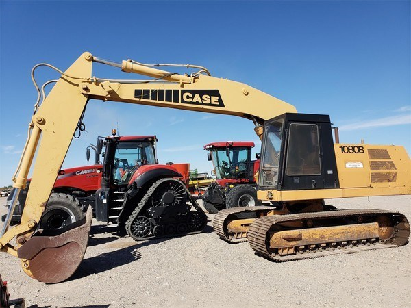 1987 Case 1080B Excavator-Track For Sale