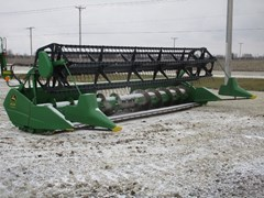 Header-Auger/Flex For Sale 2004 John Deere 625F