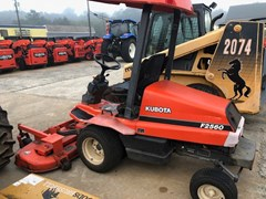 Tractor For Sale Kubota F2560