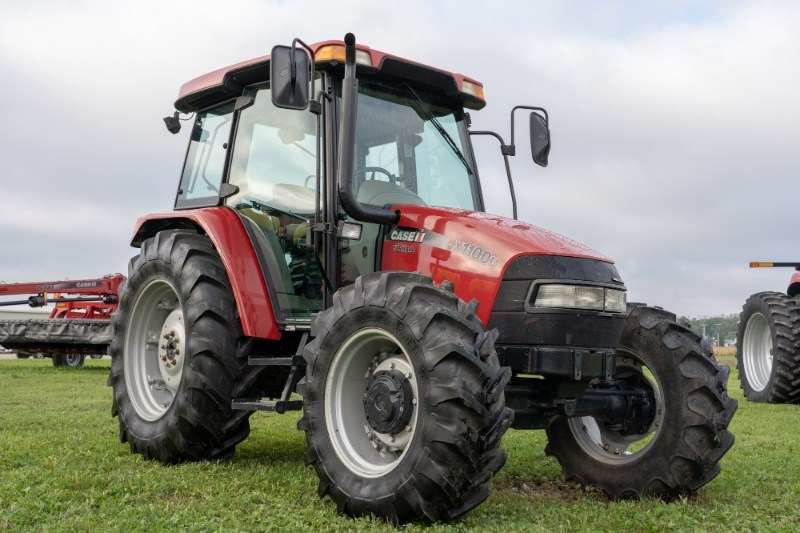 2008 Case IH JX1100U Tractor For Sale