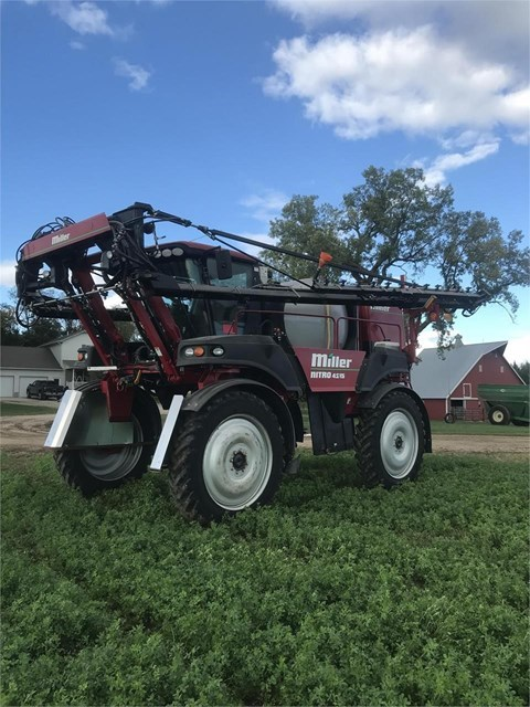 2008 Miller NITRO 4215 Sprayer-Self Propelled For Sale