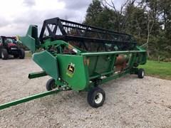 Header-Auger/Flex For Sale John Deere 920F