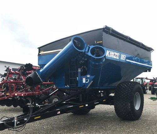 Grain Cart For Sale:  2017 Kinze 1051