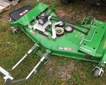 Finishing Mower For Sale: 2017 John Deere 60D