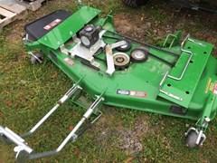 Finishing Mower For Sale:  2017 John Deere 60D