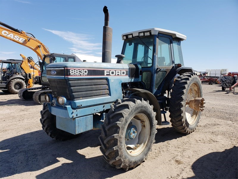 1993 Ford 8830 Tractor For Sale