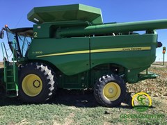 Combine For Sale 2012 John Deere S670