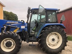 Tractor For Sale:  2012 New Holland T5050