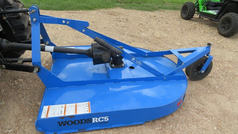 2015 Woods RC5 Rotary Cutter For Sale